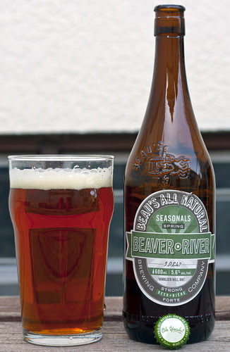 Review: Beau's All Natural Beaver River IP Eh? IPA by Cody La Bière