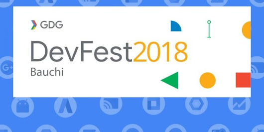 Get details on how to attend GDG DevFest18 Bauchi