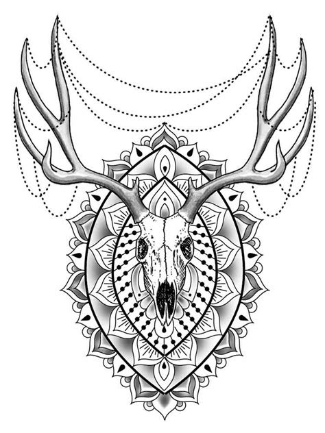 animal mandala coloring pages  adult  printable