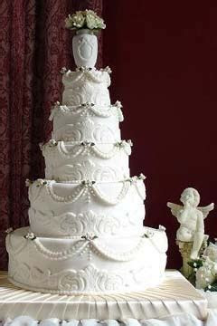 Classic & Traditional Wedding Cake Designs