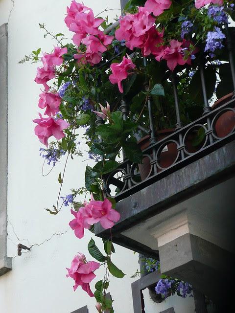 balcone a Bardi