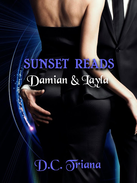 Book Review and Giveaway: Sunset Reads: Damian & Layla by D.C. Triana