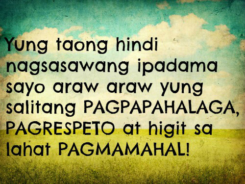 Best Sad Tagalog Quotes Love Collections By Malungkotcom