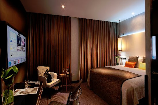 A pleasant, modern, easy place to stay - Review of Montcalm Royal London House - City of London, London, England - TripAdvisor
