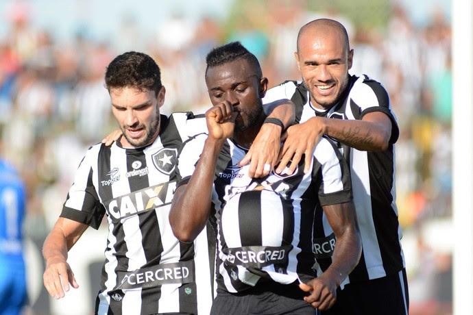 Bangu x Botafogo (Foto: Futura Press)