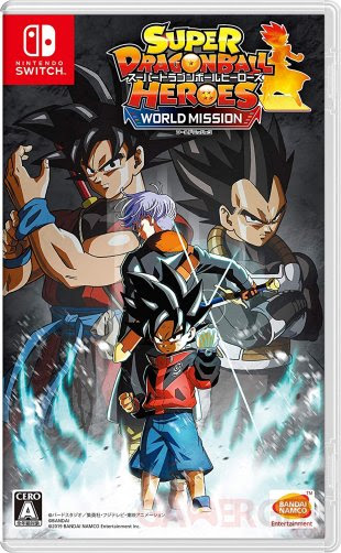 Super Dragon Ball Heroes World Mission Sur Nintendo Switch
