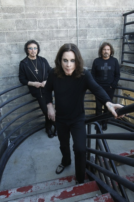 Black Sabbath and Ozzy Osbourne at Isleta Amphitheater (09 Sep 16) with Rival Sons