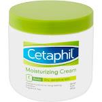 Cetaphil Moisturizing Cream for Dry Sensitive Skin - 16 oz jar