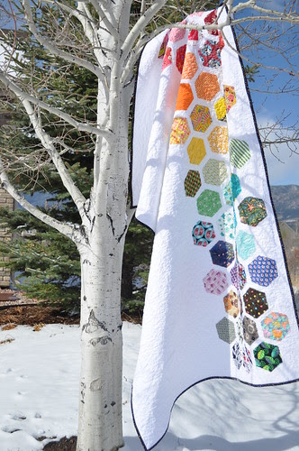 TNT Quilt ~ From Colorado to Japan