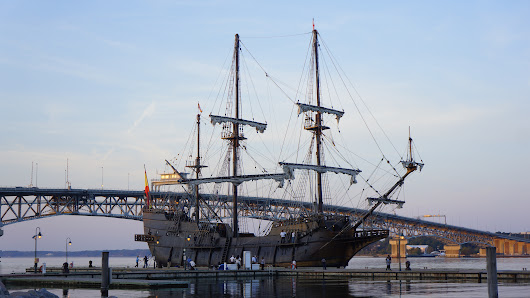 Yorktown marks historic arrival of replica Spanish Galleon | Williamsburg Yorktown Daily