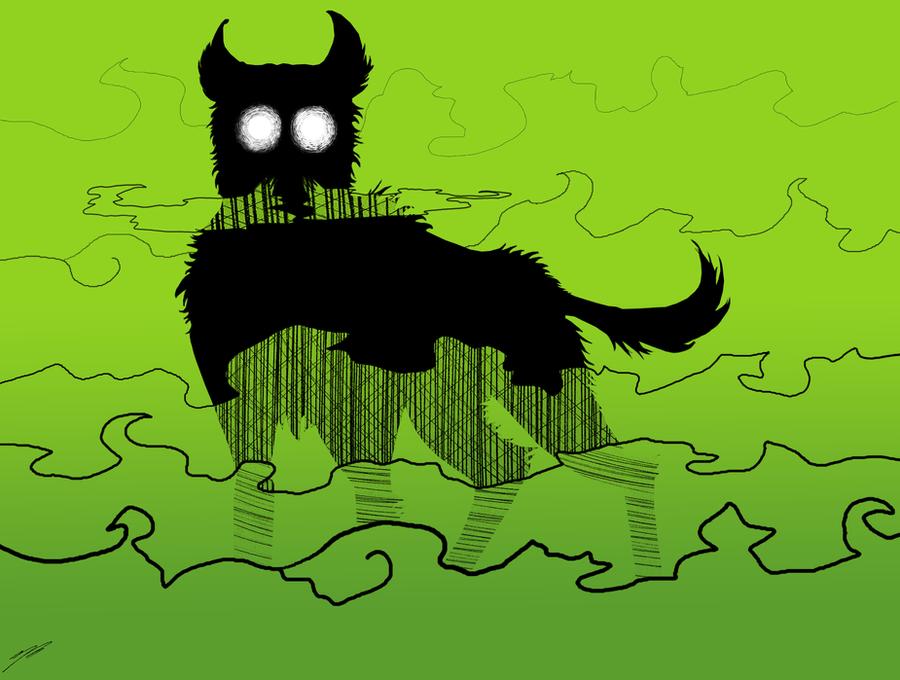 El perro de Styx por schagi