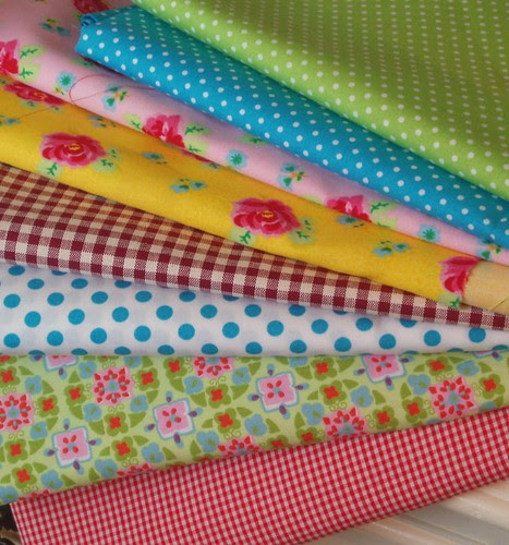 color splash fabric