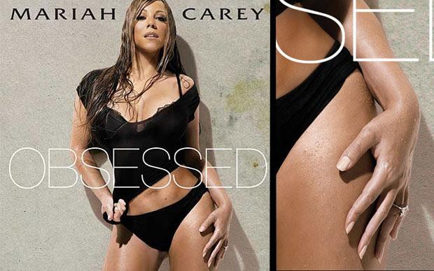 Photoshop fail de Mariah Carey (Foto: Reprodução)