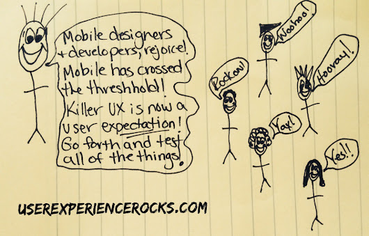 Mobile UX: User Expectations Have Shifted