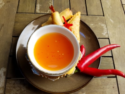 Sweet Chilli Dipping Sauce Recipe