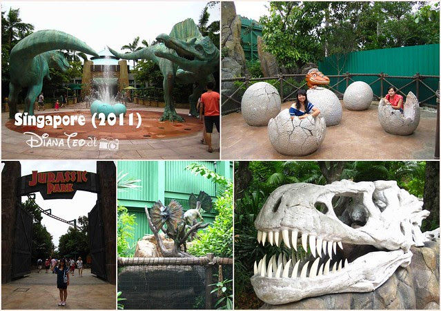 Day 2 Singapore - Universal Studio 25
