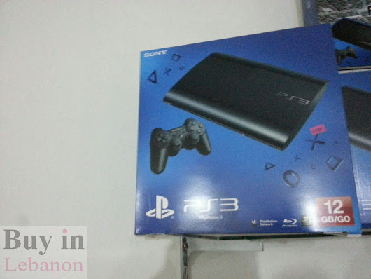 Buy In Lebanon : Others Products Lebanon - Play Station 3 Sony