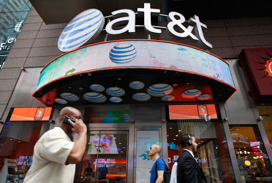 AT&T is the next US carrier to let you roll over unused mobile data