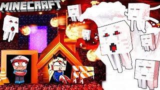 Baza Vs Tsunami Babuni Granny Minecraft Tsunami Challenge Vito