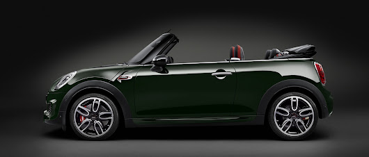 Mini Launches Cooper Clubman ALL4 and John Cooper Works Convertible