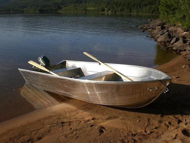 Boat building in aluminium alloy ~ Boatlirder