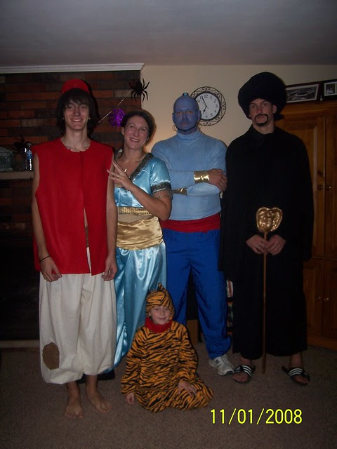 Halloween party 2008 324