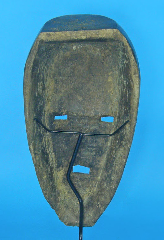 African Mask, Tribal mask, and Ceremonial Mask Display Stands