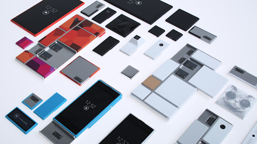 Here are some of the crazy phones you can build with Google's Project Ara