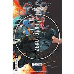 Batman / Fortnite Zero Point #4 RECOLORED (2nd Printing) (Mikel Janin) Comic Book