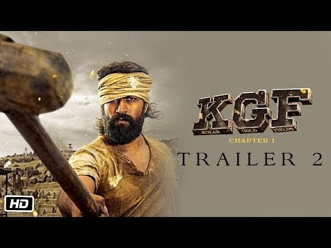 KGF trailer 2 Hindi: Watch Yash angry rugged avatar