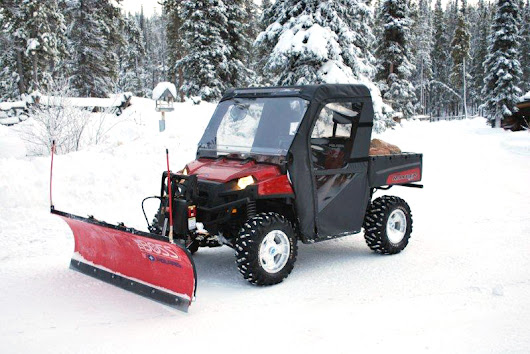 Arctic Cat Prowler Vinyl Windshield | UTV Cab Enclosures