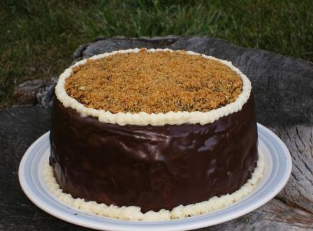 Filbert Cake Whole