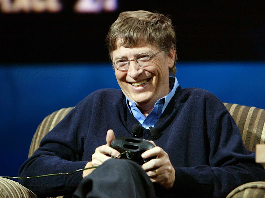 Bill Gates: People Don't Realize How Many Jobs Will Soon Be Replaced By Software Bots