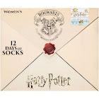12 Days of Socks Harry Potter Advent Calendar Women's Socks Shoe