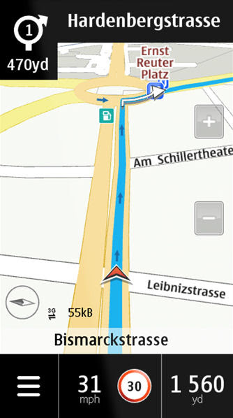 New Nokia Maps 3.08 Reviewed