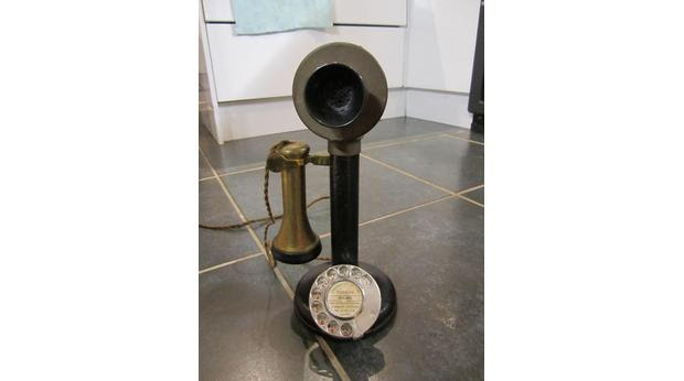 Bbc A History Of The World Object Old Fashioned Telephone