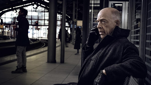 Counterpart creator Justin Marks on alternate realities and love quadrangles