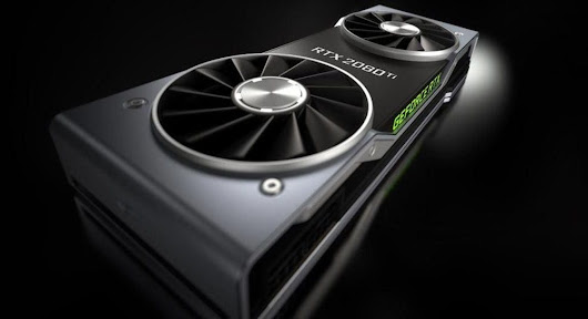 NVIDIA GeForce RTX hybrid graphics cards unveiled using new Turing architecture