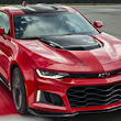Vehicle Preview: 2017 Chevrolet Camaro ZL1