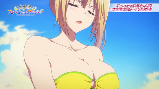 "Final ""Myriad Colors Phantom World"" BluRay to Include Bonus Episode – Desu Daily"