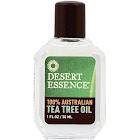 Desert Essence 100% Pure Australian Tea Tree Oil - 1 fl oz bottle