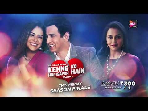 Kehne Ko Humsafar Hain Trailer
