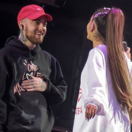 Ariana Grande remembers Mac Miller's unwavering ardour for music - Music Information