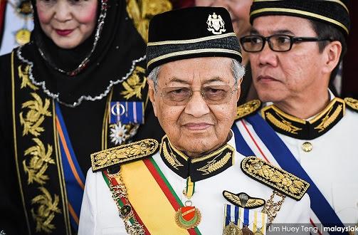 PH jaga Melayu, pembangkang pecah perintah