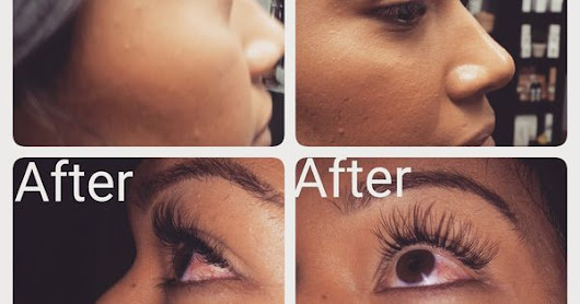 Eyelash Extensions El Cajon, California