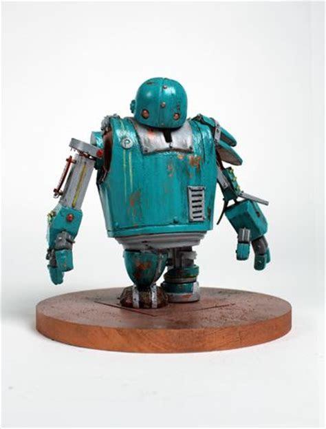 Best 25  Steampunk robots ideas on Pinterest