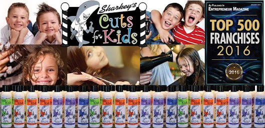 Why we chose Sharkey's Cuts for Kids - Thank you for your kind words, say CEO Scott Sharkey