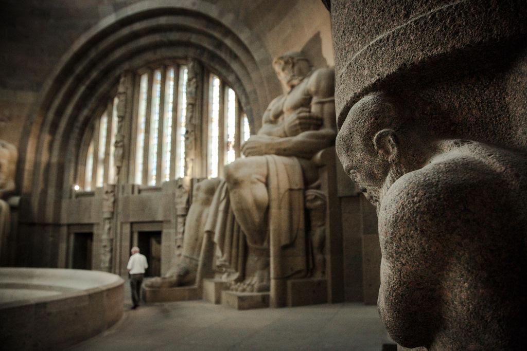 O Monumento à Batalha das Nações : O maior monumento da Europa 08