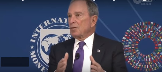 "Left-Wing Billionaire Bloomberg Says Raising Taxes On Poor People A ""Good Thing"" - Resistance Feed"