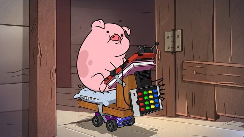 Full TV Gravity Falls Season 2 Episode 6 Little Gift ...